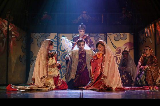 あやめ十八番 大阪公演「三英花 煙夕空」[2017/10/07~10/09]