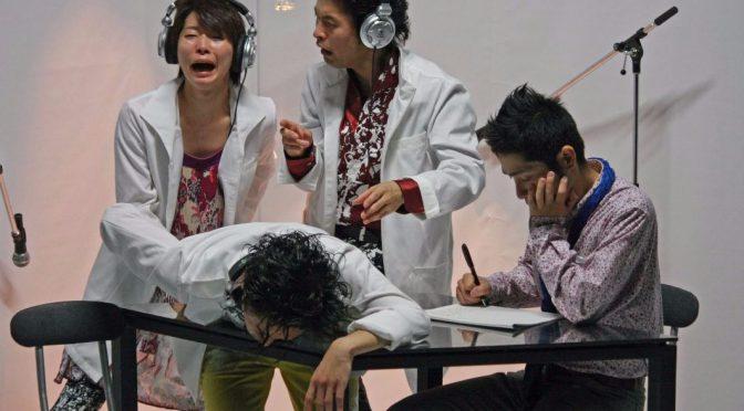 仙台で活躍する役者・野々下孝さんに聞く東北の演劇事情